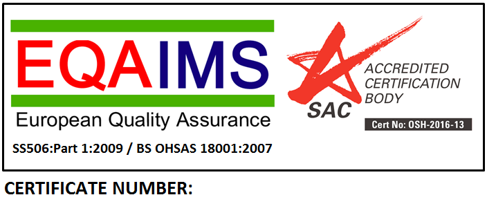 Golbal Group OHSAS 18001