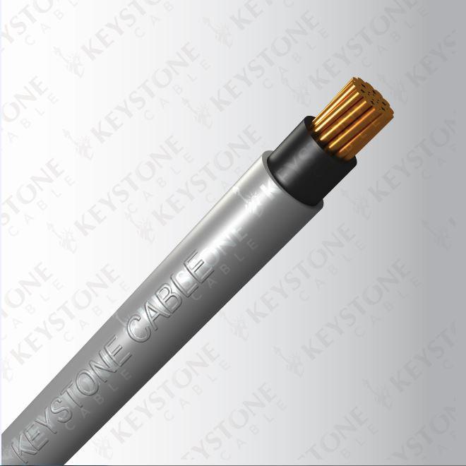 600/1000V Single-Core PVC Insulated, PVC Sheathed Cable